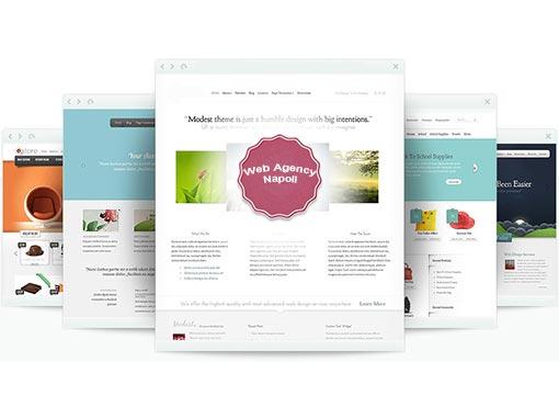 Realizzazione siti web - website